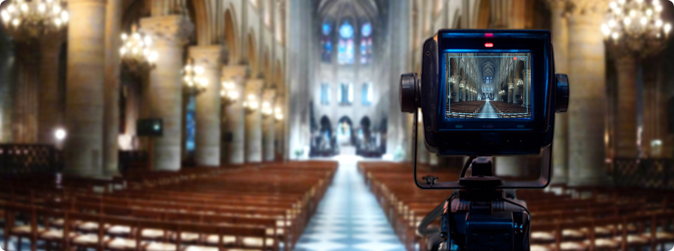 How Live Streaming is Helping Churches Reach More People - InPlayer Paywall