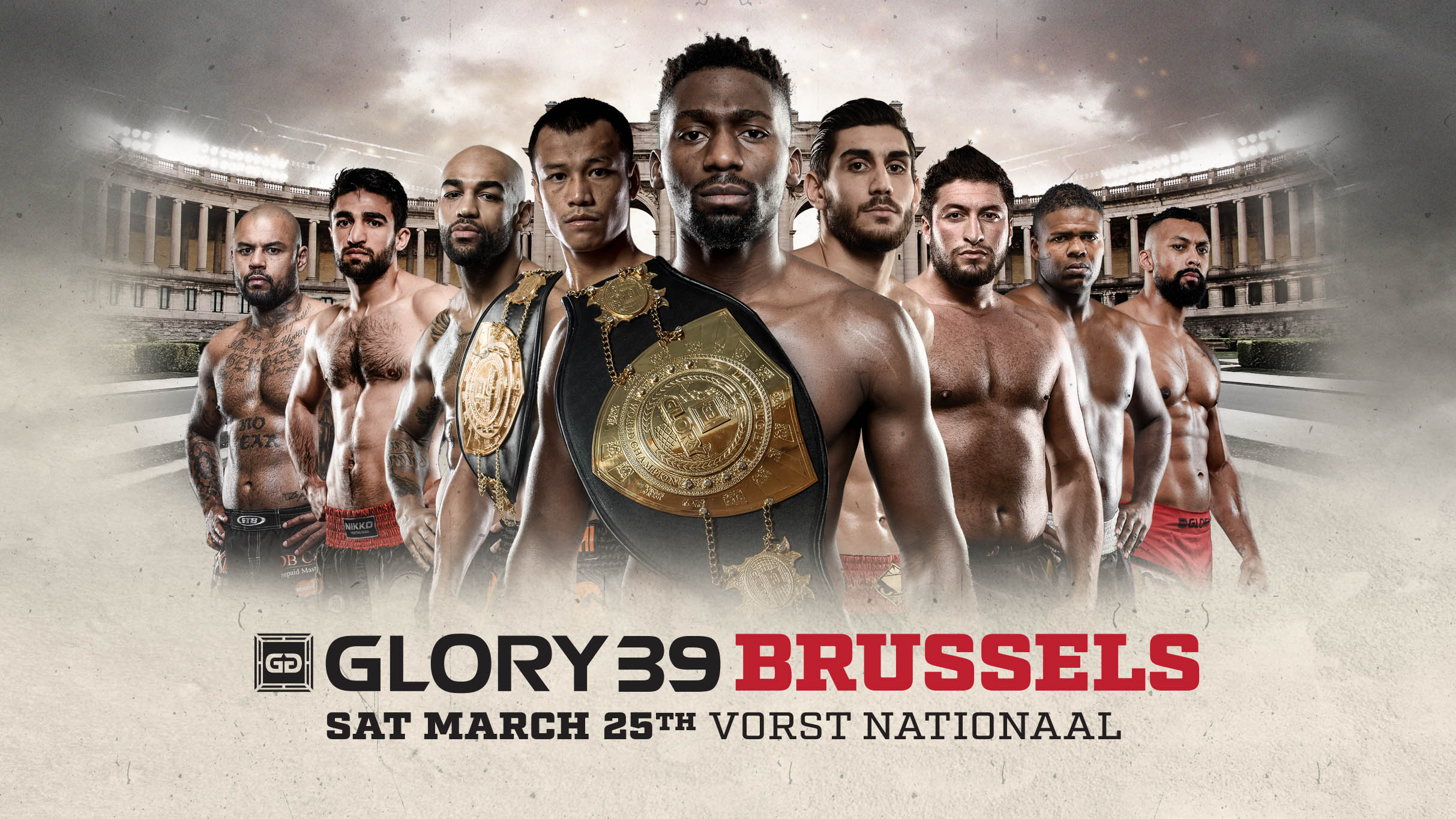 Glory 39 On Live PPV This Saturday - InPlayer Paywall