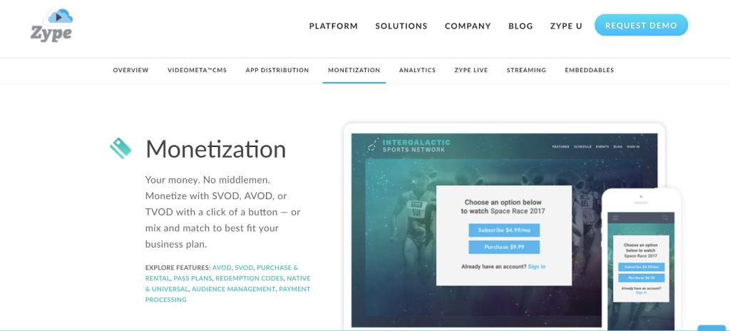zype-video-monetization-platforms