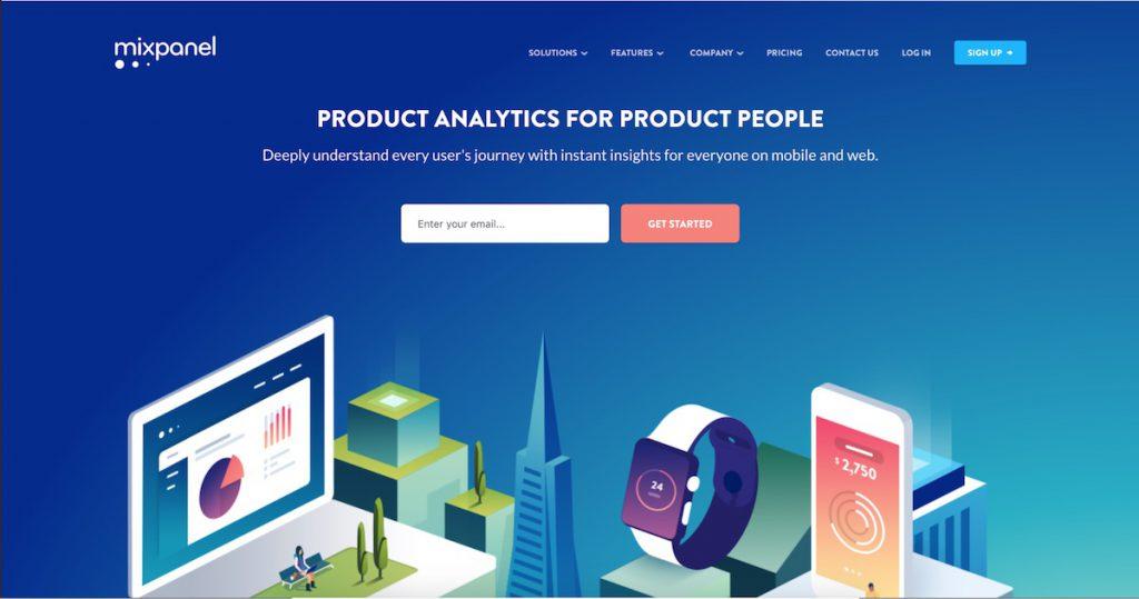 Mixpanel Marketing Automation Tool