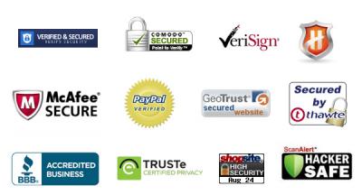 Pricing Page Tactics SSL Security