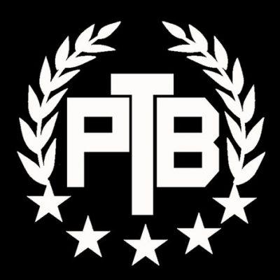 Pass Tha Ball Logo