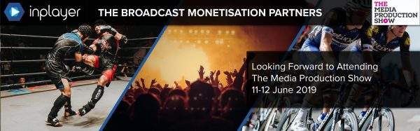 Media Production Show Header