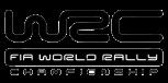 WRC FIA World Rally Championship logo